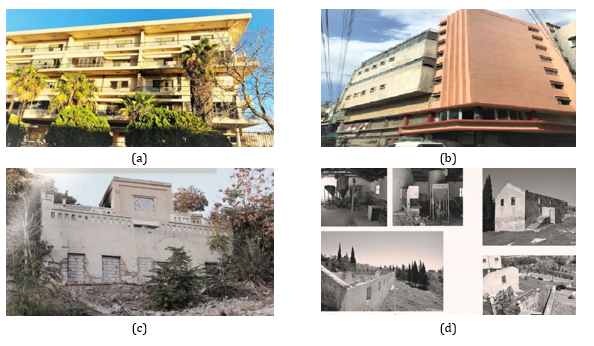 Brownfield Regeneration as a Strategy for Sustainable Development: Amman Case Study