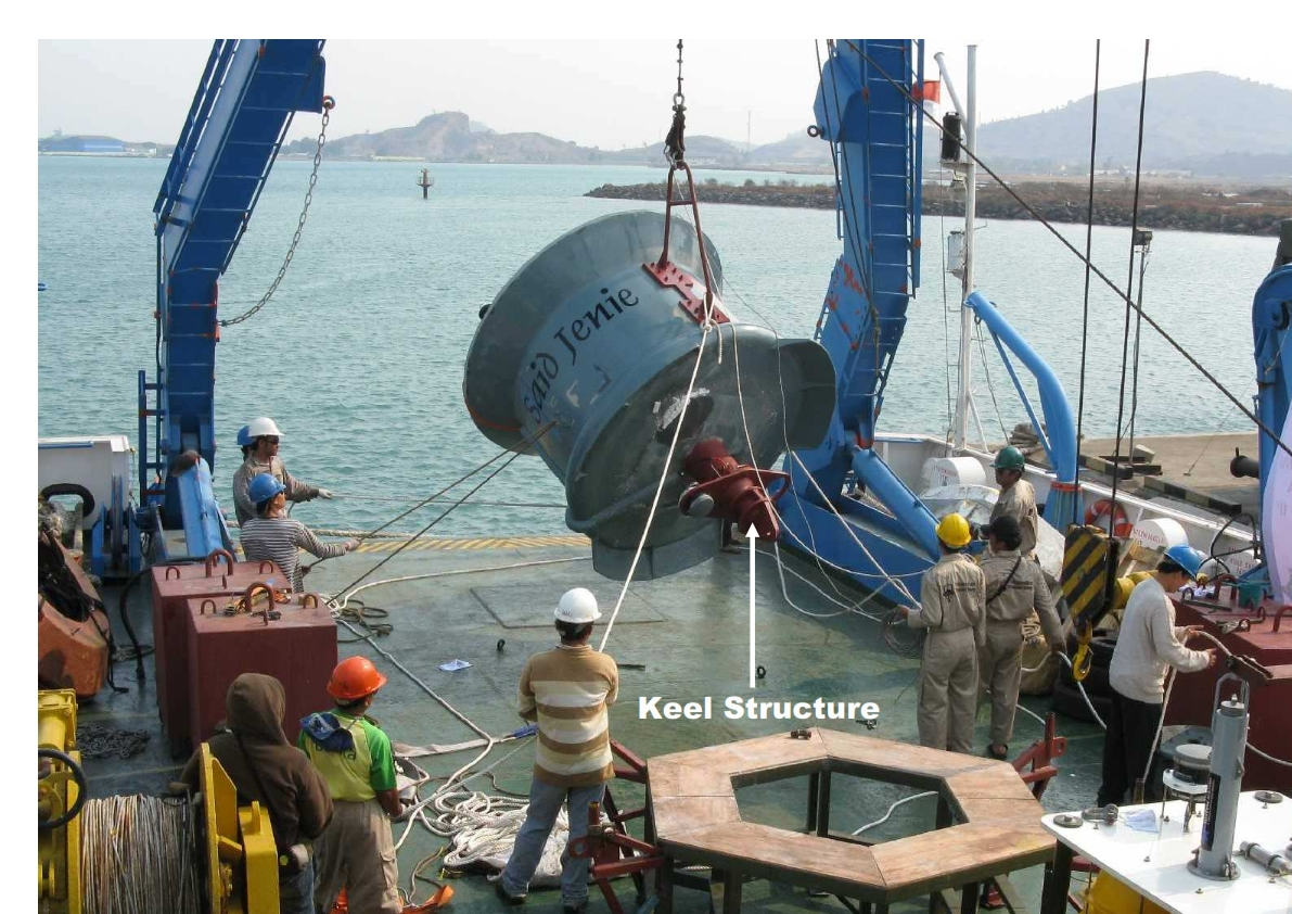 Fatigue Life Assessment of Waste Steel Reused as Tsunami Buoy Keel Structures: A Case Study